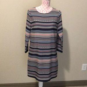 JCrew Factory shift dress.